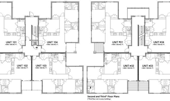 Unit Apartment Plans Related Keywords Suggestions
