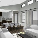 Universal Casita House Plan Custom Contemporary Modern