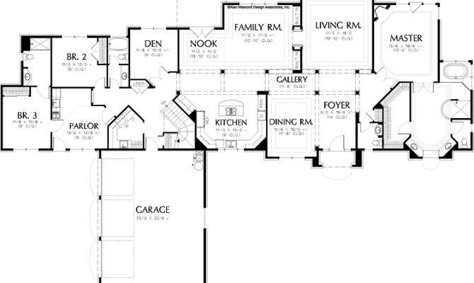 Universal Design One Half Floors