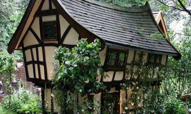 Unusual House Designs Like Fairy Tales Western Homes