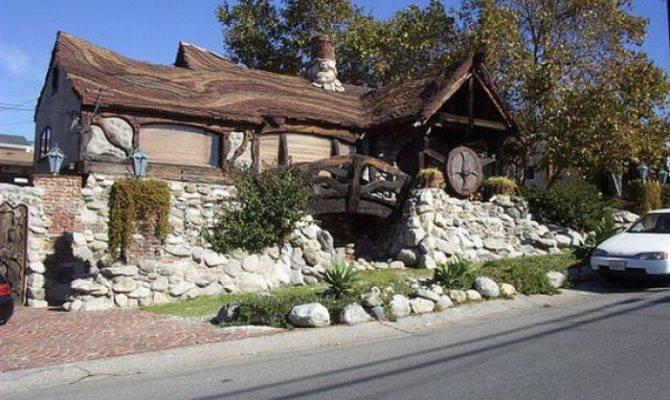 Unusual House Designs Like Fairy Tales Western Homes