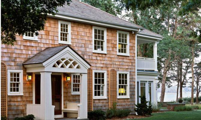 Updating Dated Colonial Exterior Migonis Home