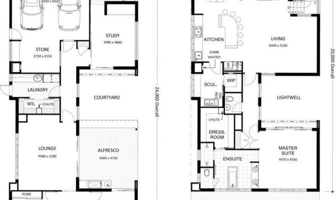 Upside Down Home Plans