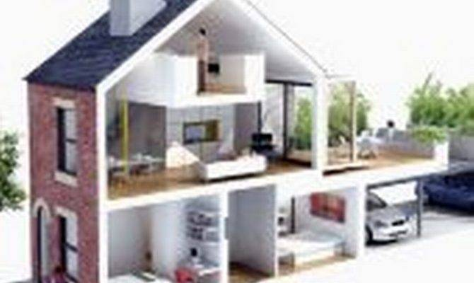 Upside Down Houses Step Nearer Manchester Evening News