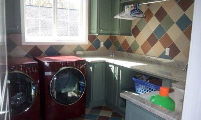 Upstairs Laundry Room Ideas Remodel Decor