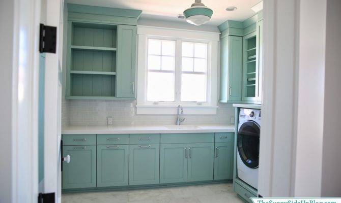 Upstairs Laundry Room Sunny Side Blog