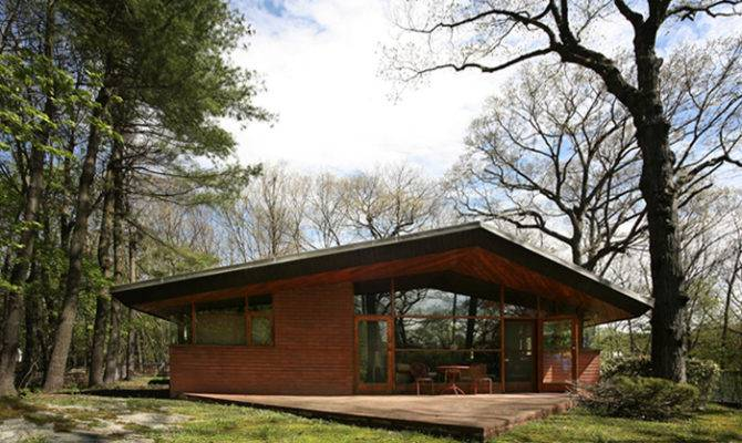 Usonian Home Designs Plan Collections
