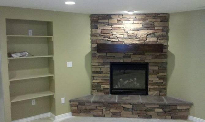 Utah Fireplace Design Basement Concepts