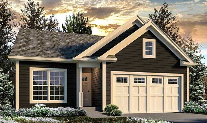 Vacation Cottage Architectural Designs House