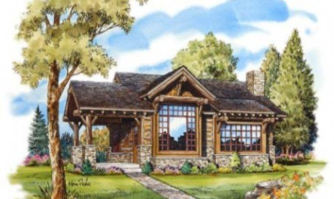 Vacation Home Plans Lake Floor