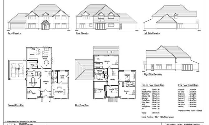 Vachery Bedroom House Design Solo Timber Frame
