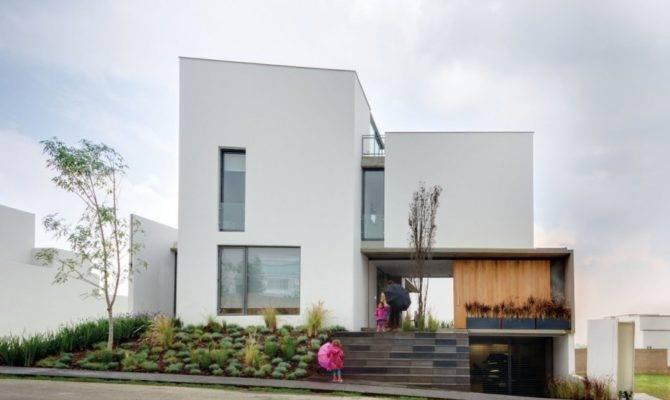 Valna House Minimalismo Contempor Neo