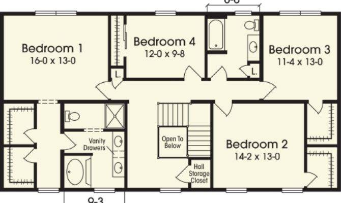 Van Buren Simplex Modular Homes Two Story Floorplan