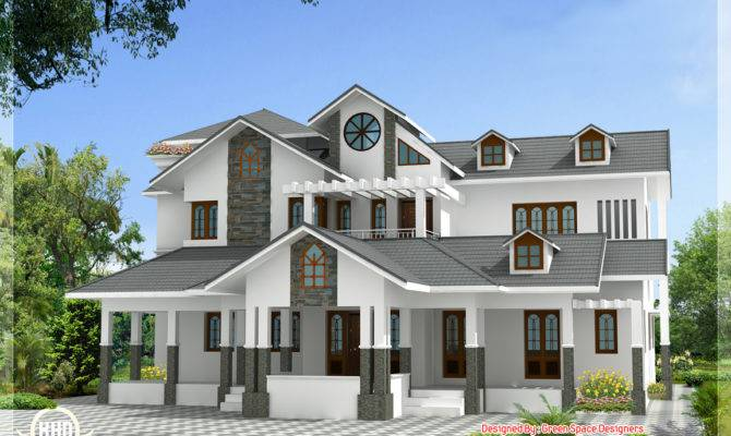 Vastu Based Indian Home Design Balconies