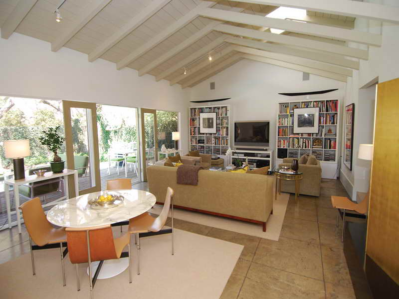Vaulted Ceiling Lighting Ideas Vintage Design House Plans 49967
