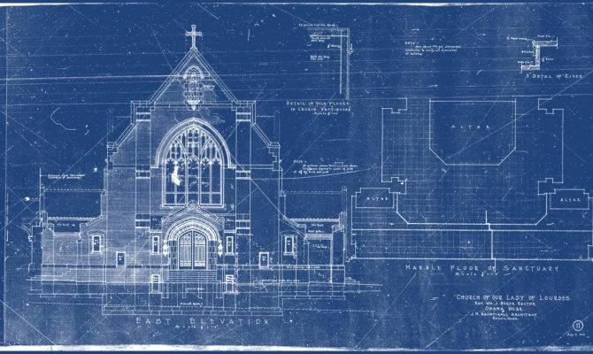 Vaulting Century Old Omaha Blueprints Hanscom Park