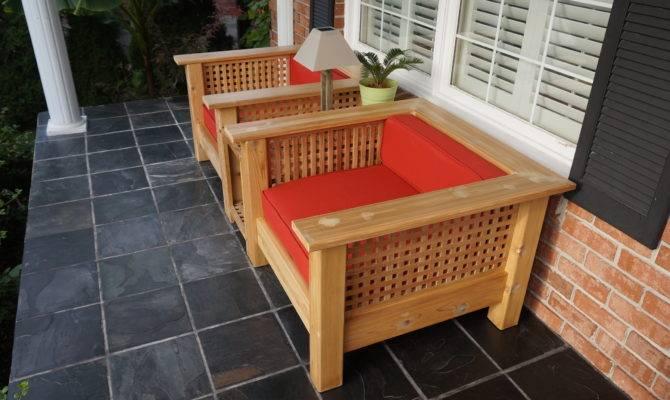 Veranda Club Chairs Canadian Home Workshop