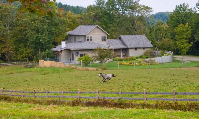 Vermont Residential Architects Waterbury Farmhouse