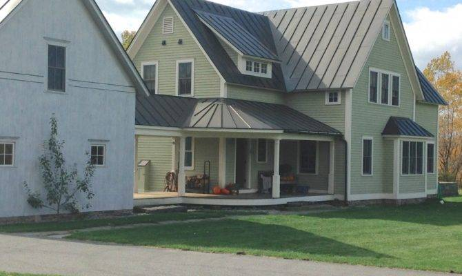 Vermont Vernacular House Plans Homes