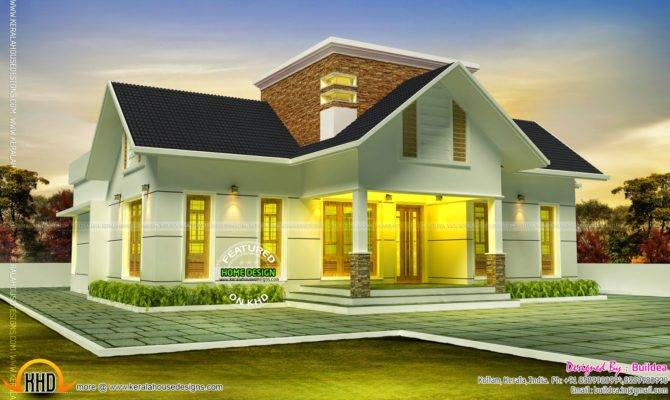 Very Beautiful House Kerala Home Design Floor Plans