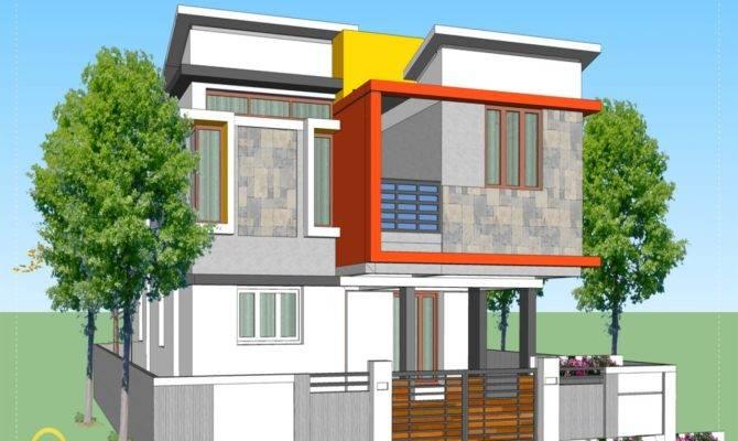 Very Modern House Plans Designs