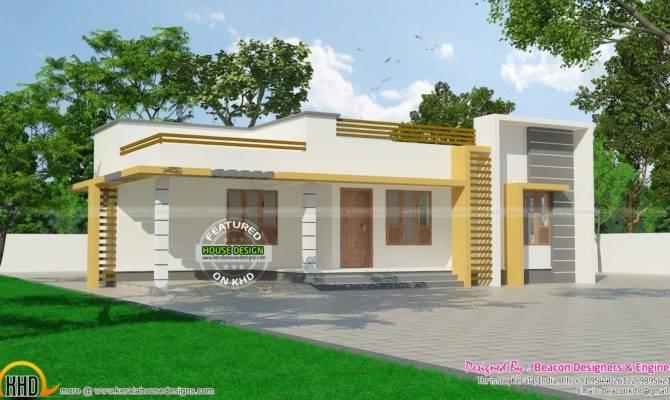 Very Small Budget House Plans Kerala Escortsea