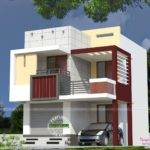 Very Small Double Storied House Kerala Home Design