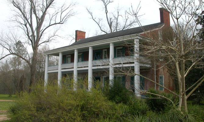 Vicksburg Plantation Home Mississippi