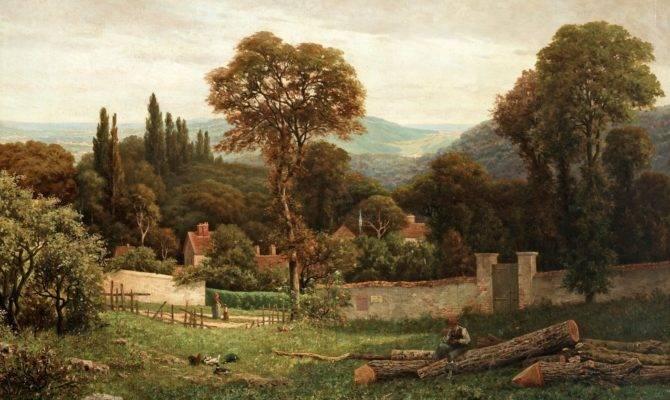 Victorian British Painting George Vicat Cole