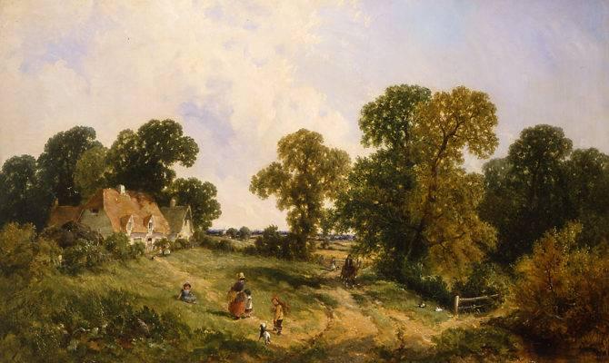 Victorian British Painting James Edwin Meadows