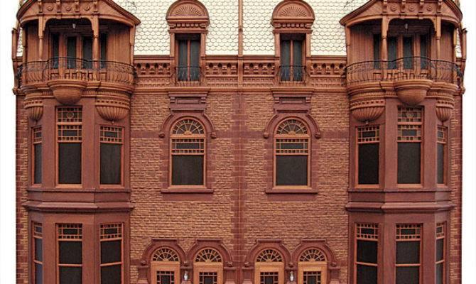 Victorian Dollhouse Sculpture Finewoodworking