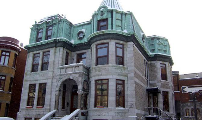 Victorian Eclectic Mansion Laval Prince Arthur Flickr