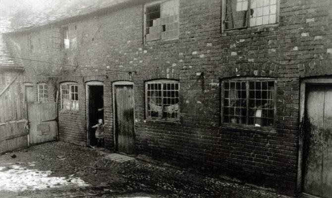 Victorian Era Houses Poor