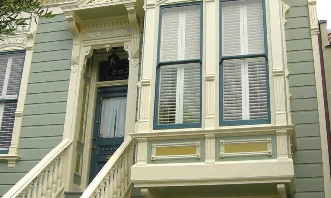 Victorian Exterior Window Trim Joy Studio Design House Plans 95295