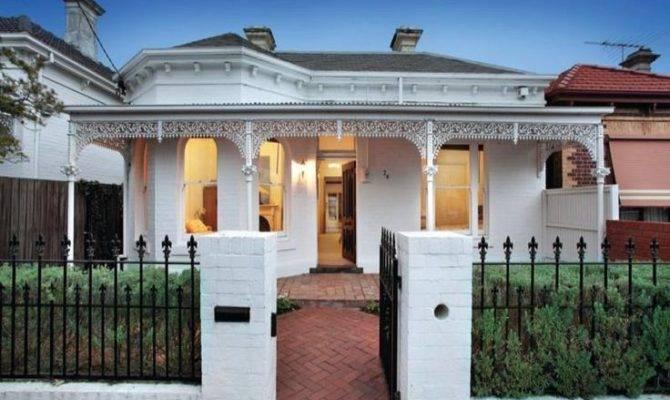 Victorian Facade Ideas Detail Exterior House Pinterest
