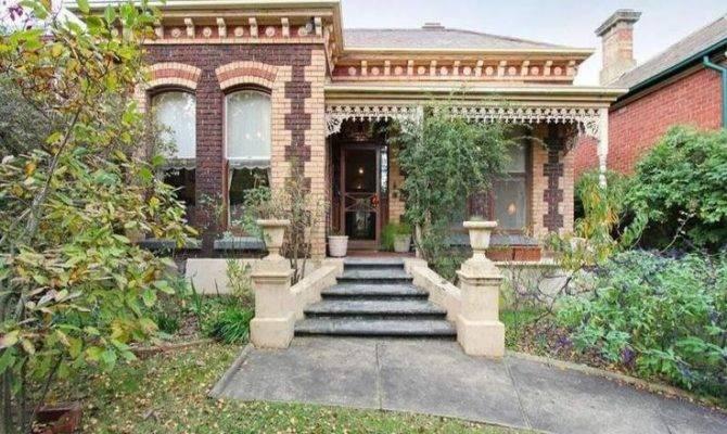 Victorian Facade Ideas Exterior House Pinterest