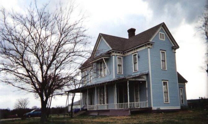 Victorian Farmhouse House Plans