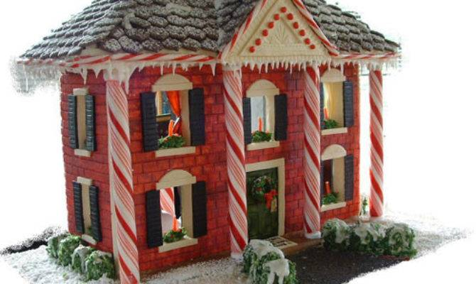 Victorian Gingerbread House Plans Style Design