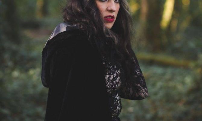 Victorian Gothic Wrestling Wedding Rock Roll Bride