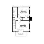 Victorian House Plan Pearson Floor