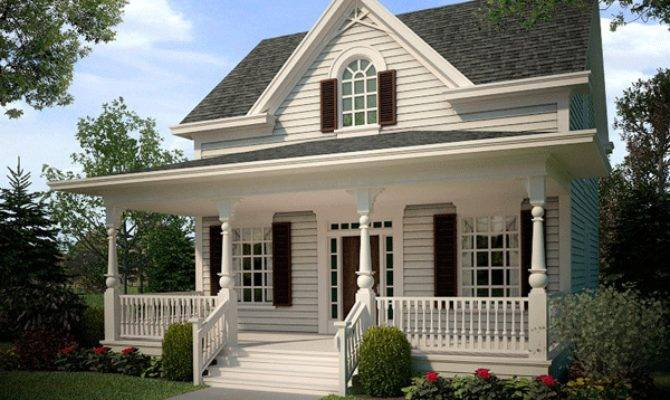 Victorian House Plans Old Historic Small Style Home