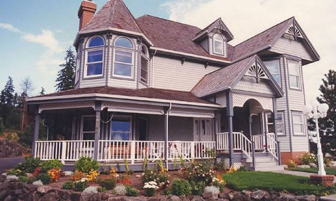 Victorian House Plans Story Home Wrap Around Porch