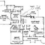 Victorian House Plans Turrets Plan Randell