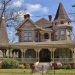 Victorian House Plans Turrets Style