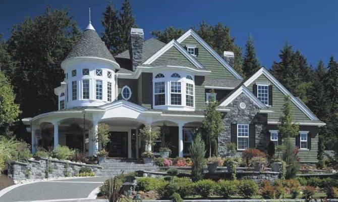 Victorian House Plans
