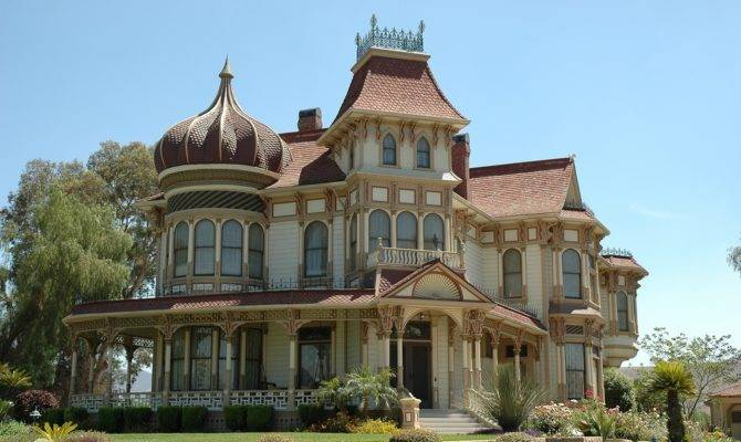 Victorian House Roof Mansion Style Design Review