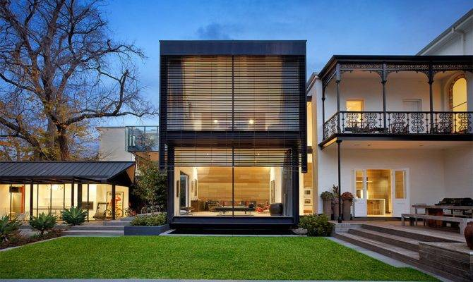 Victorian House South Yarra Melbourne Contemporary