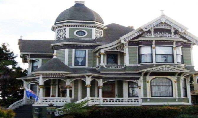 Victorian House Styles Architecture Old Mansion