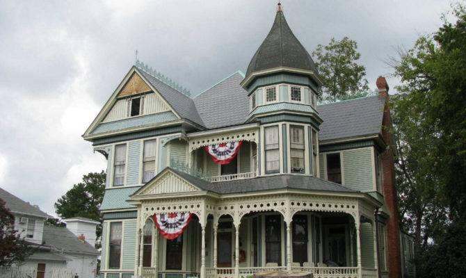 Victorian Houses Prettiest Era Pinterest