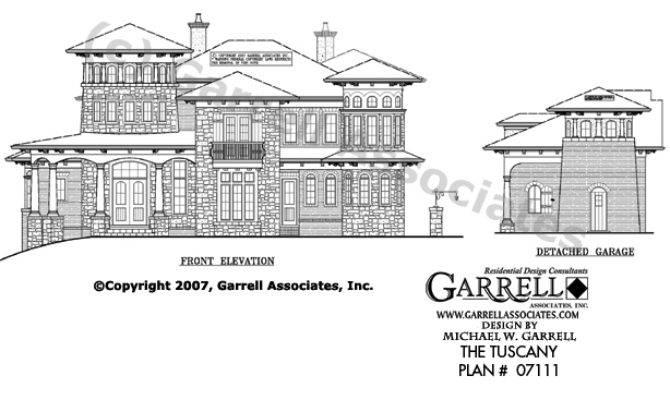 Victorian Italianate House Plans Design